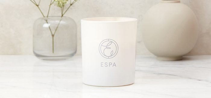 ESPA's New Candle Collection