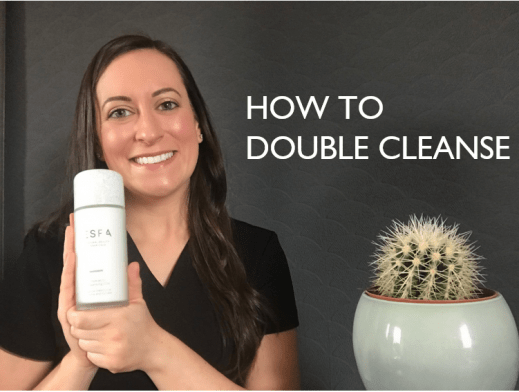 How to Double Cleanse