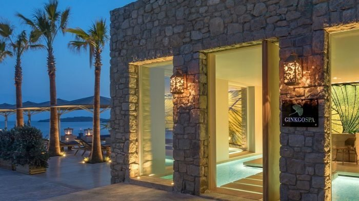 August Spa of the Month | Santa Marina, Mykonos