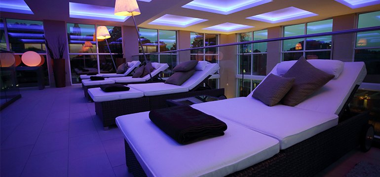 The Spa at Bedford Lodge, Newmarket