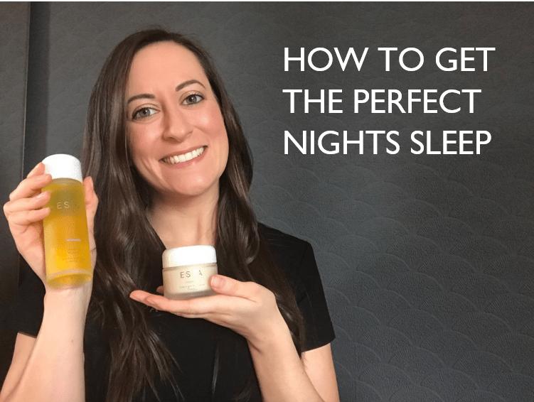 ESPA Expert Sleep Tips