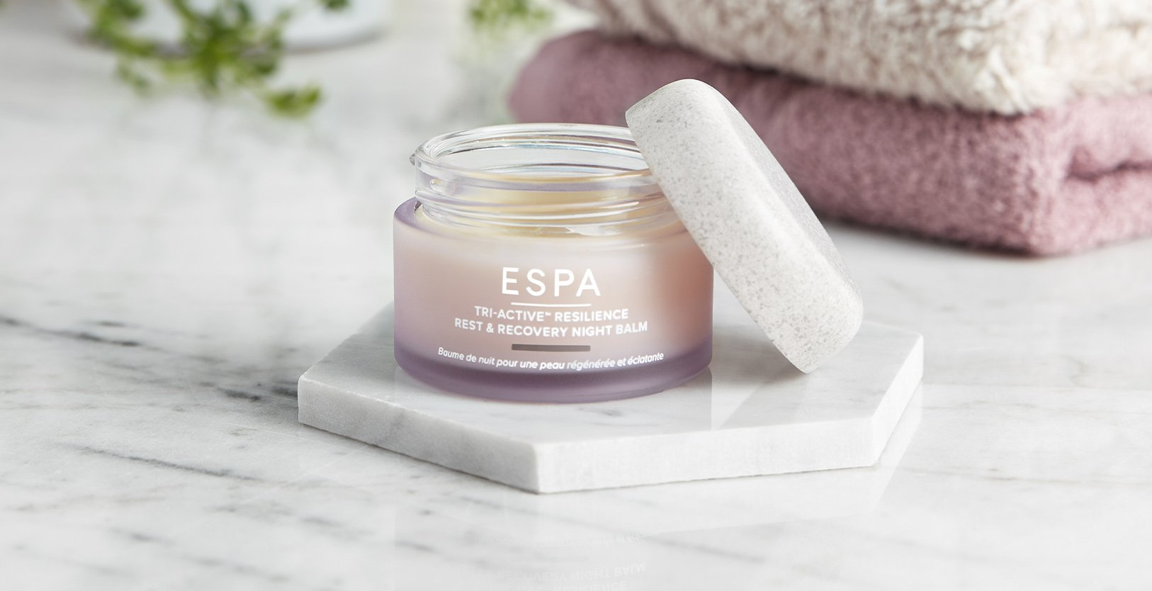 ESPA Skincare Tri-Active ™ Resilience Rest & RecoveryNightBalm