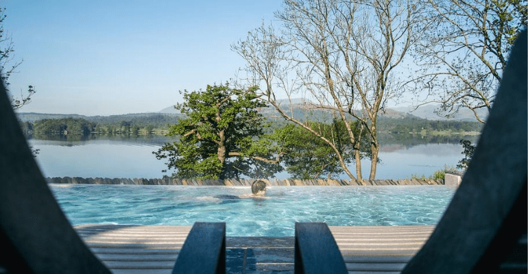 ESPA Spa at Low Wood Bay, Lake District