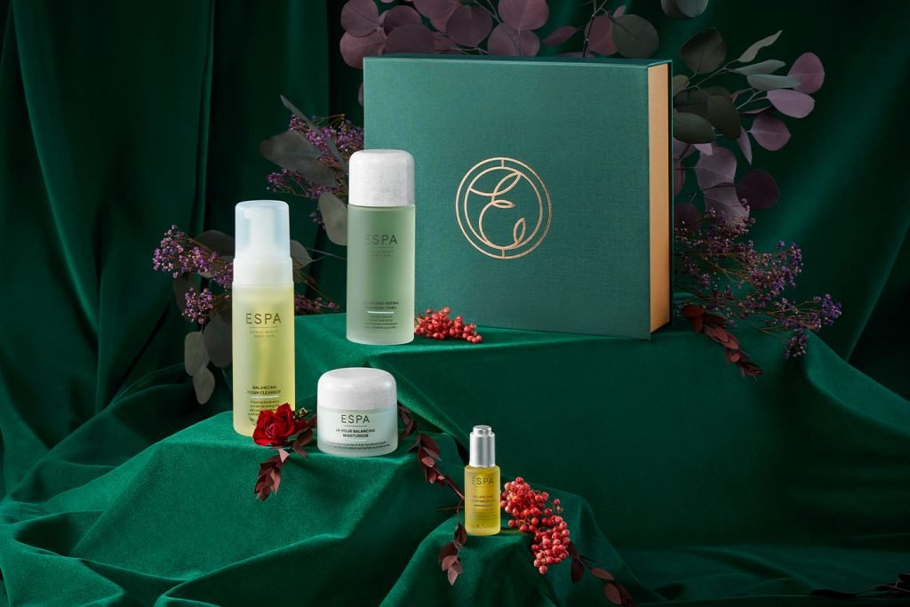 the balancing gift collection for oily skin by espa skincare