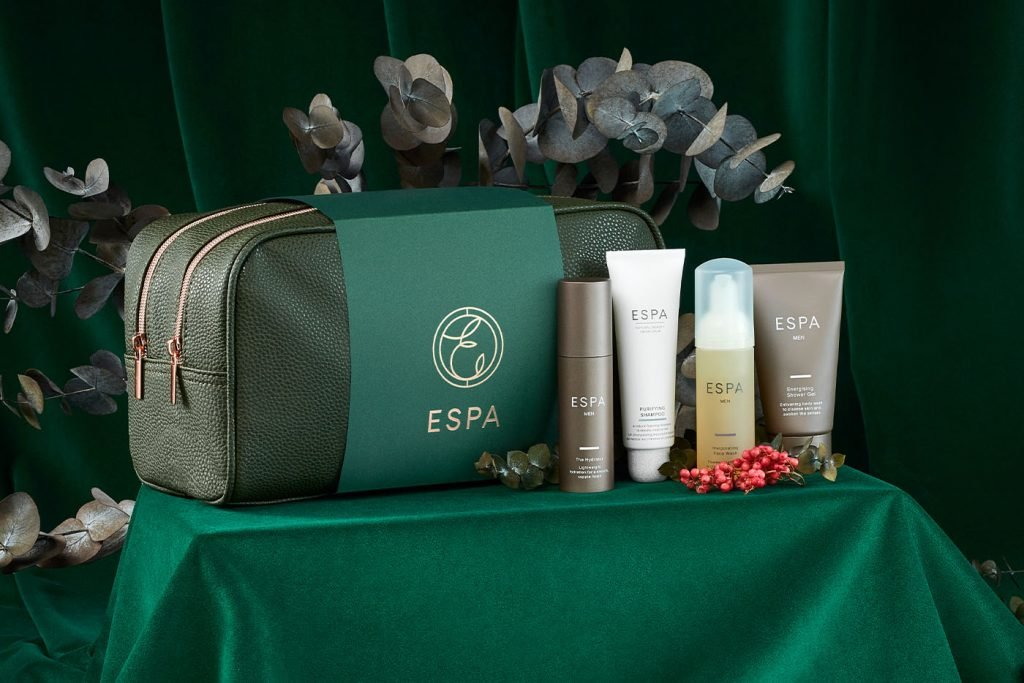 gents essentials gift collection espa skincare