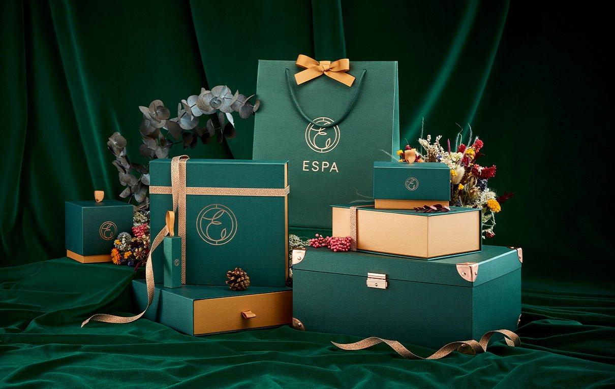 Inside The Festive Retreat Gift Collection