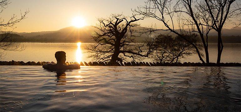 low wood bay resort and spa, lake district, espa spa