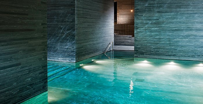 February Spa of the Month | 7132 Hotel, Switzerland