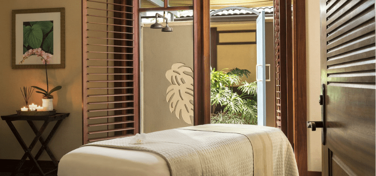 The-Ritz Carlton, Kapalua, ESPA Spa