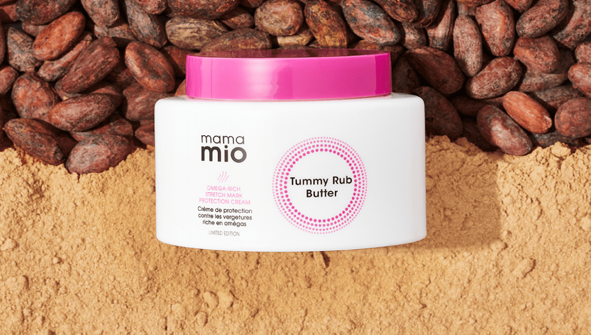 A Mama Must-Have: Our NEW Limited Edition Belly Butter