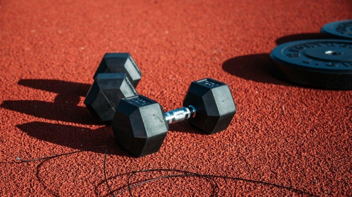 The Dumbbell Front Raise Exercise | Form & Technique