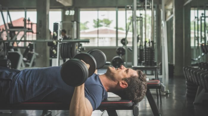How to do the Dumbbell Bench Press