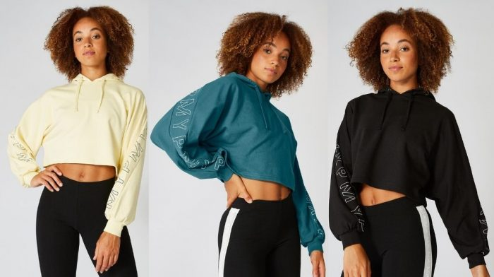 5 Ways To Wear Our Icon Cropped Hoodie | Which Is Your Favourite?