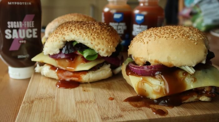 Quick & Easy BBQ Chicken Burgers | Sizzling Summer Recipe