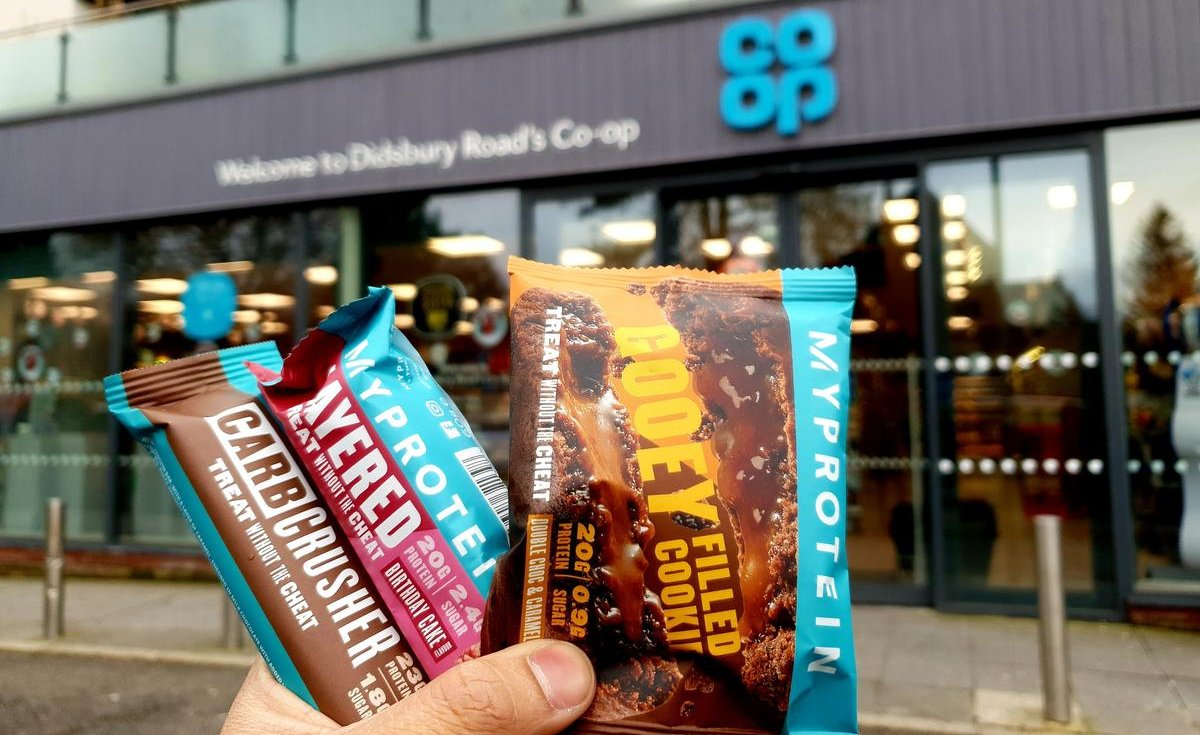 We're Hitting Your High Street | Find Us In The Co-op