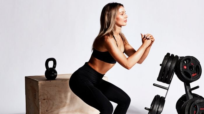 Take On This Lower Body Tone Up Workout