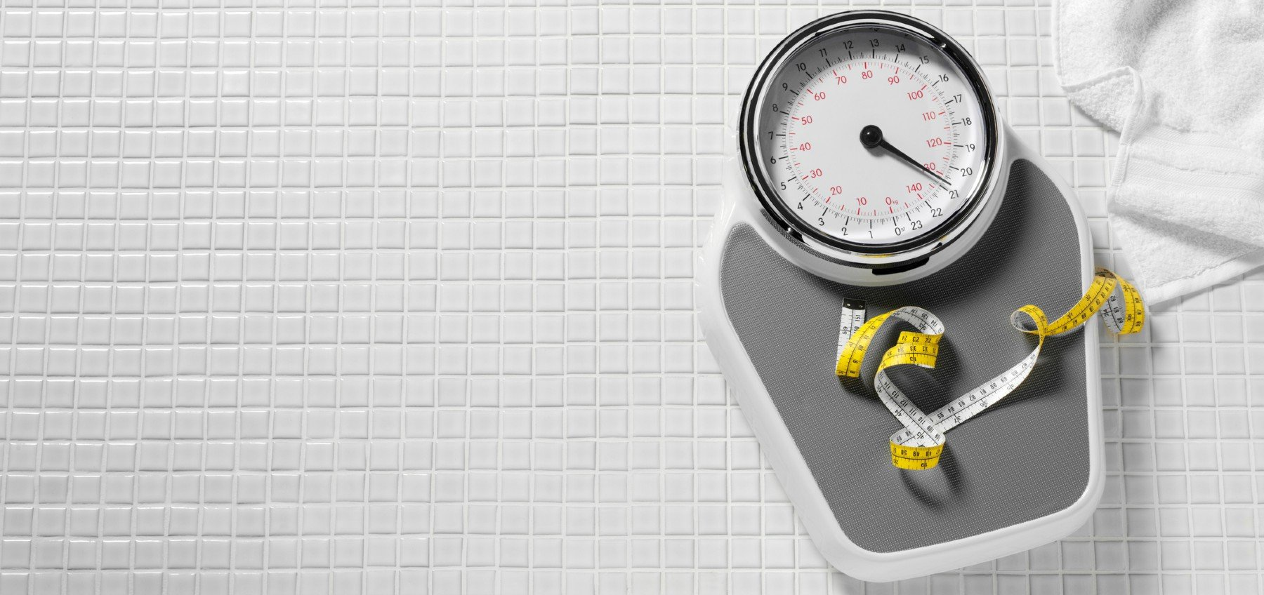 The Science Behind Why You Shouldn't Worry About Weight Gain