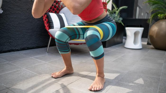 Upper-Body Resistance Band Workout