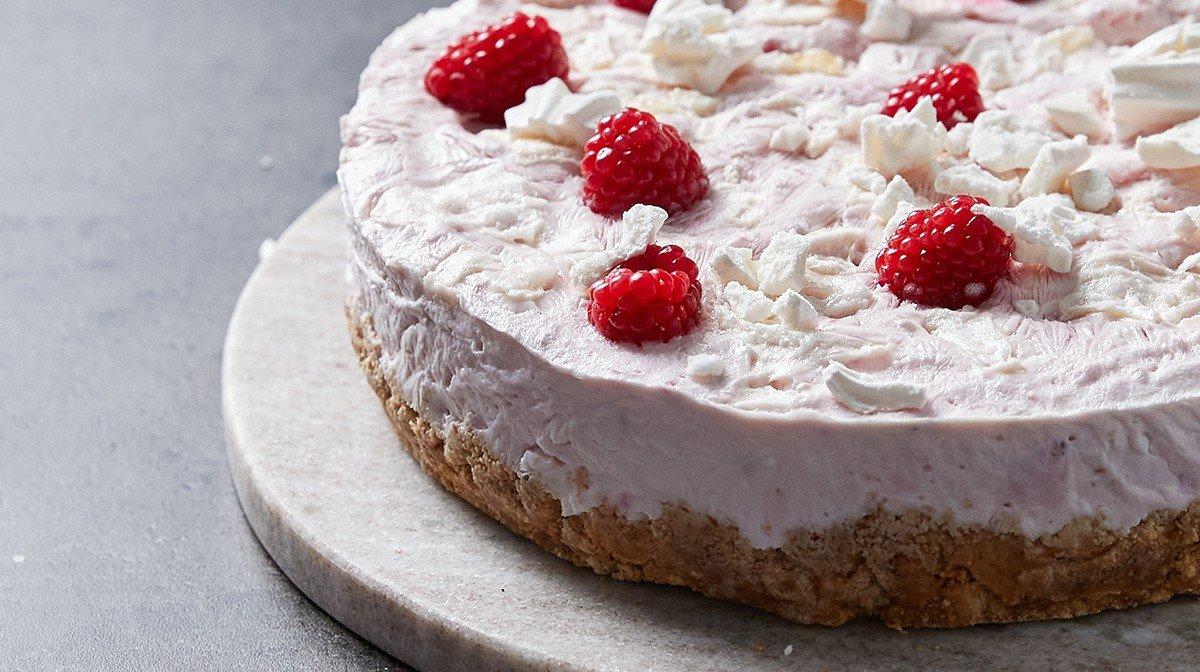 protein frozen cheesecake