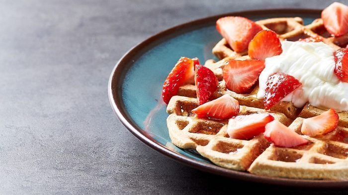Protein Waffles | World's Kitchen