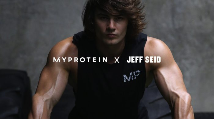 Introducing Jeff Seid | The Newest Member of Team Myprotein