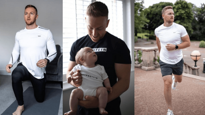 New Dad? Rediscover Your Fitness Routine With Danny Gibbons