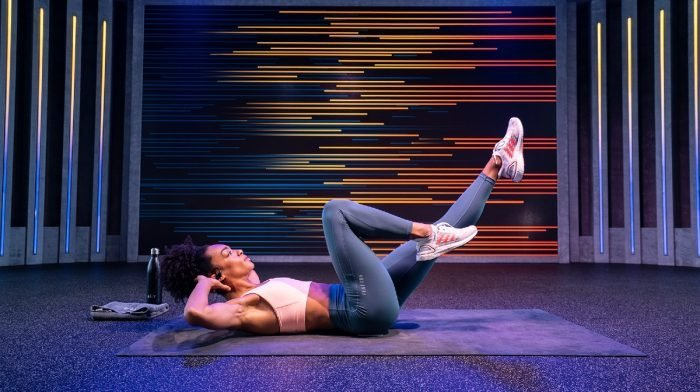 Sculpt Your Abs With This 10 Minute Burner From Fiit