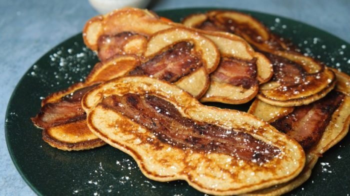 Protein Pancake Dippers   Ready For A Game-Changing Recipe?