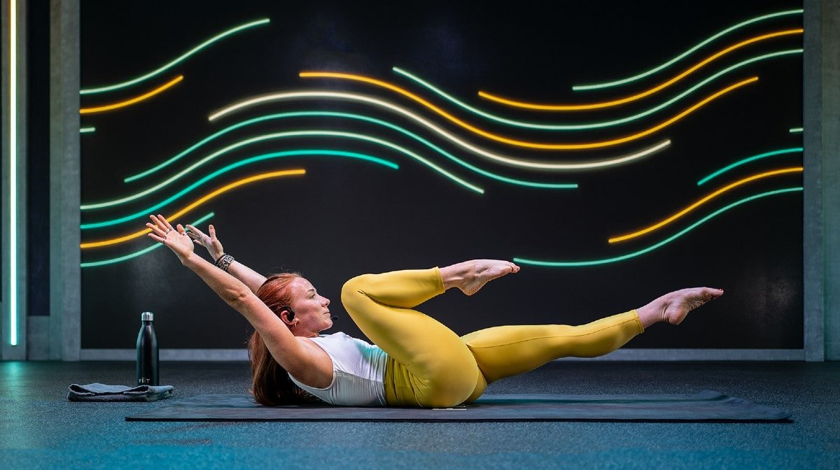 Try This 10 Minute Pilates Workout From Fiit Before Your Next Run