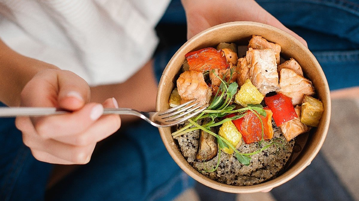 Stay Healthy in Lockdown with this 7-Day Meal Plan