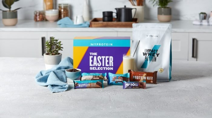 Indulge Your Sweet Tooth & Still Hit Your Macros This Easter | What's In Our Easter Box?