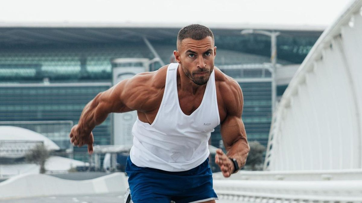 Mike Thurston's Outdoor Full-Body Conditioning Workout