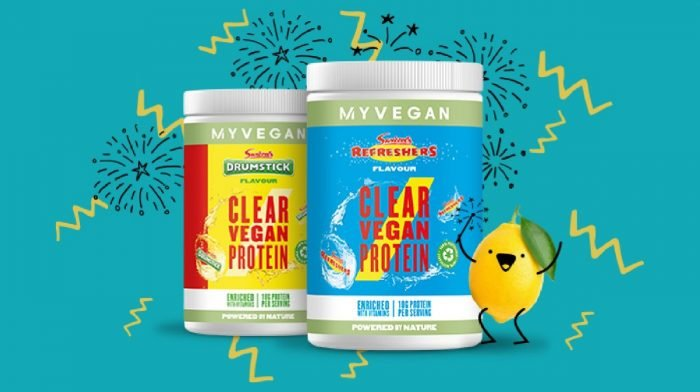 Refresh Your Post-Workout Routine With Swizzels Clear Vegan Protein