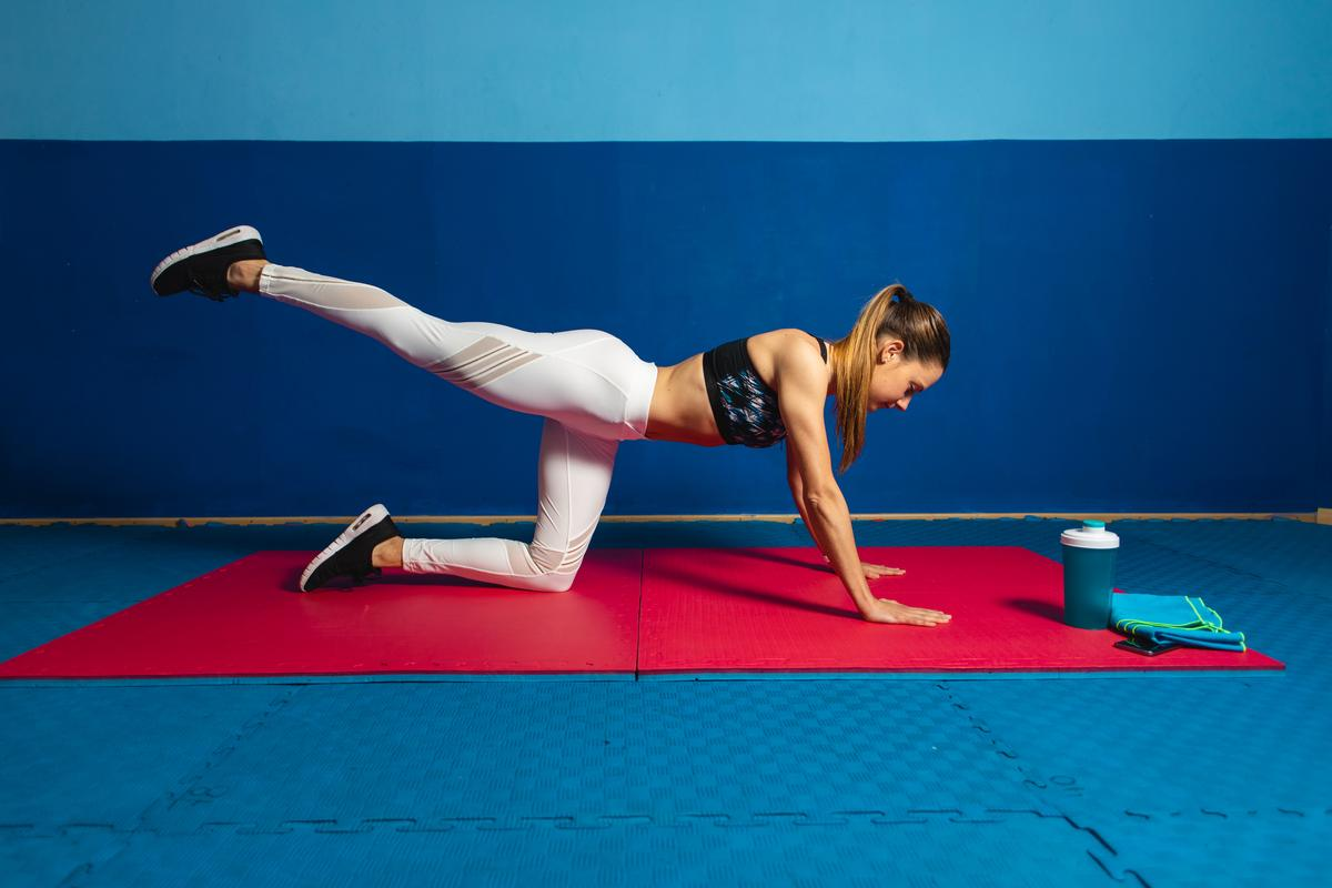 Home Glute Workout without Equipment