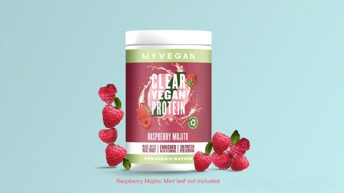 Clear Vegan Protein Brand-New Flavours | Get That Fruity Feeling