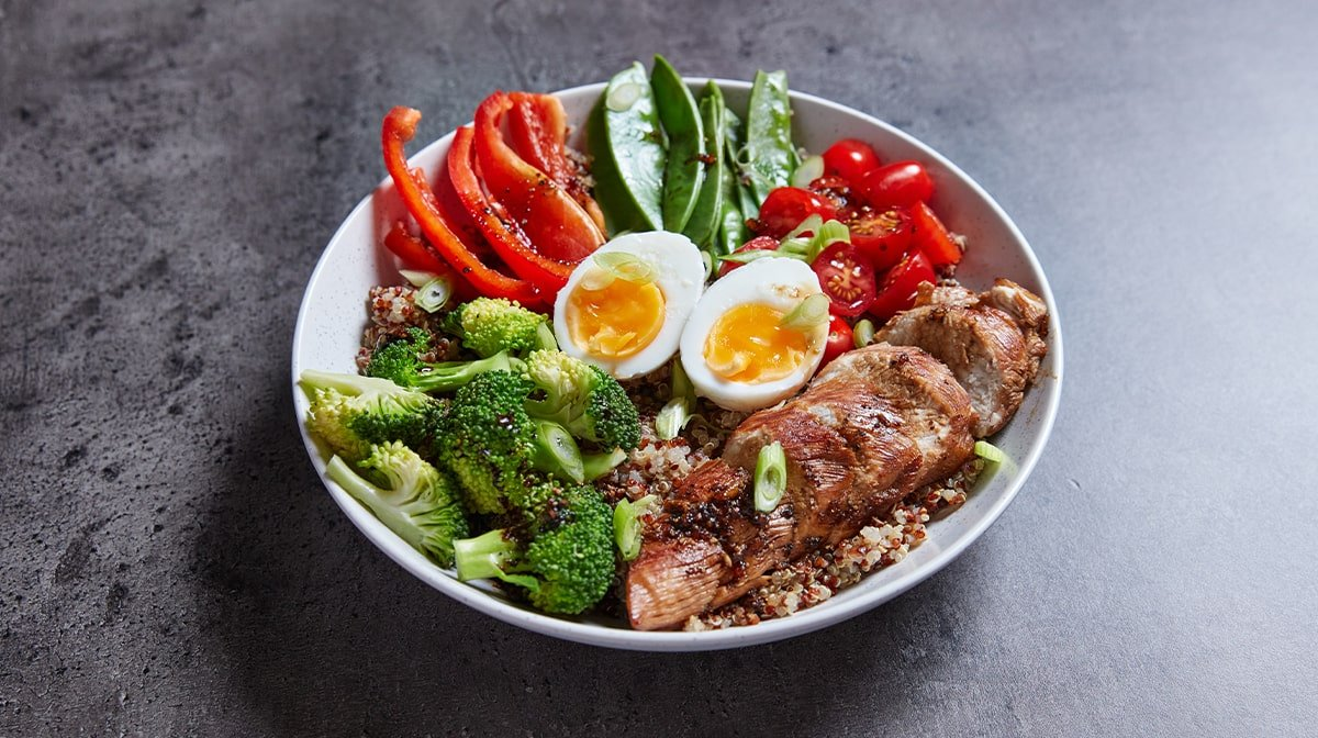 Easy Protein Bowl Meal Prep