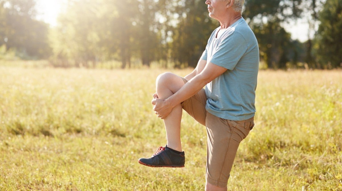 Standing On One Leg Can Benefit Your Health, According To Study