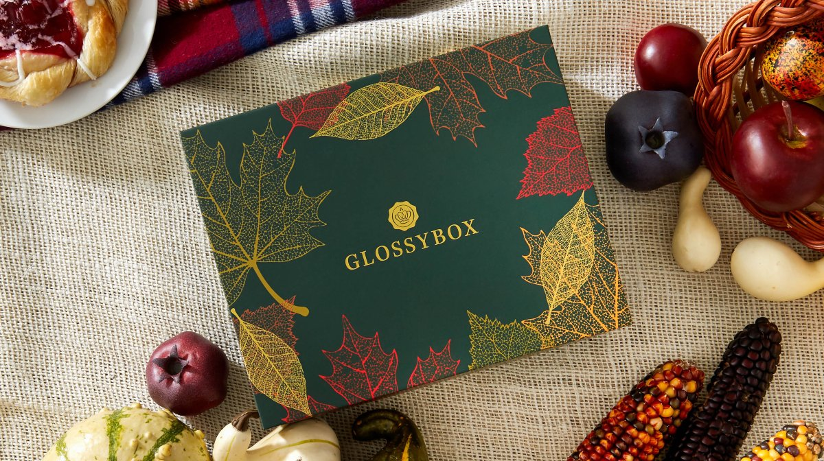Savor The Moment with Our November GLOSSYBOX Theme!