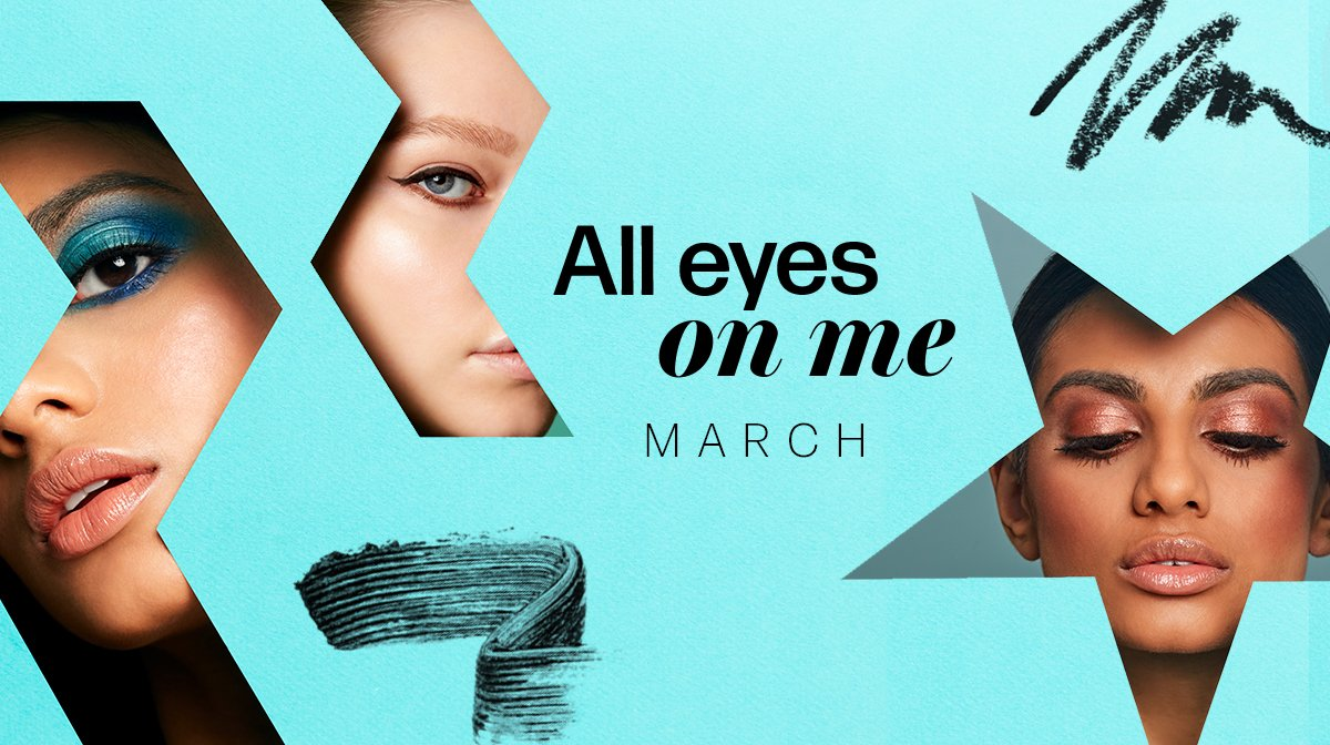 All Eyes On Me: The Story of Our March GLOSSYBOX