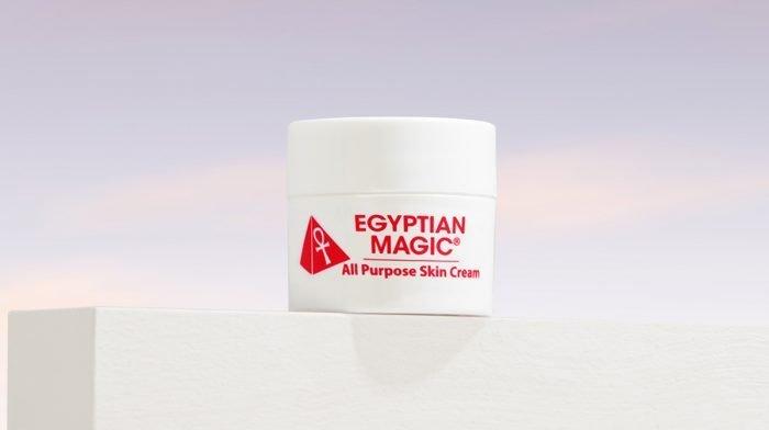 Feel Like a Queen: The Egyptian Magic All-Purpose Skin Cream