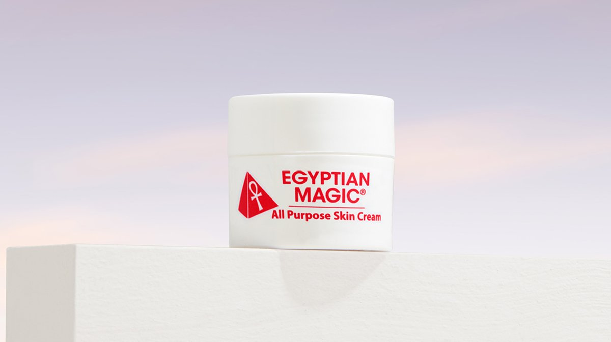 Feel Like a Queen: The Egyptian Magic All-Purpose Skin Cream