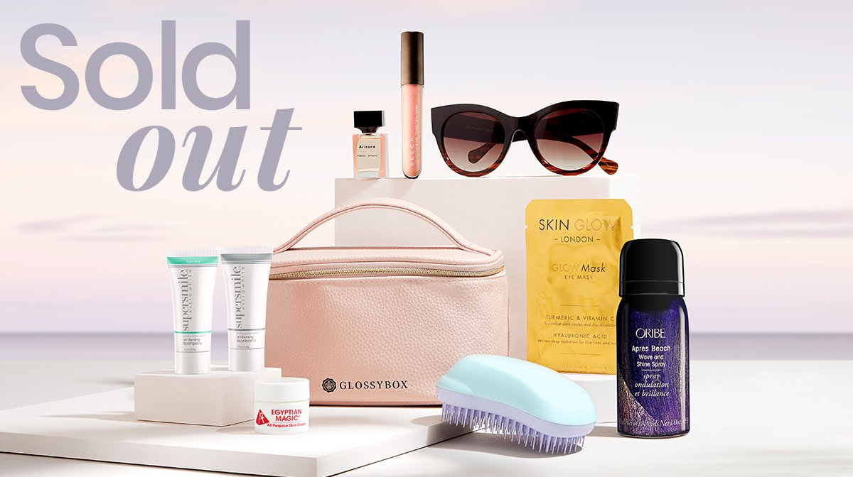 The FULL Summer Essentials Kit Bag Reveal!