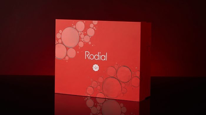 Our Rodial Dragon's Blood GLOSSYBOX