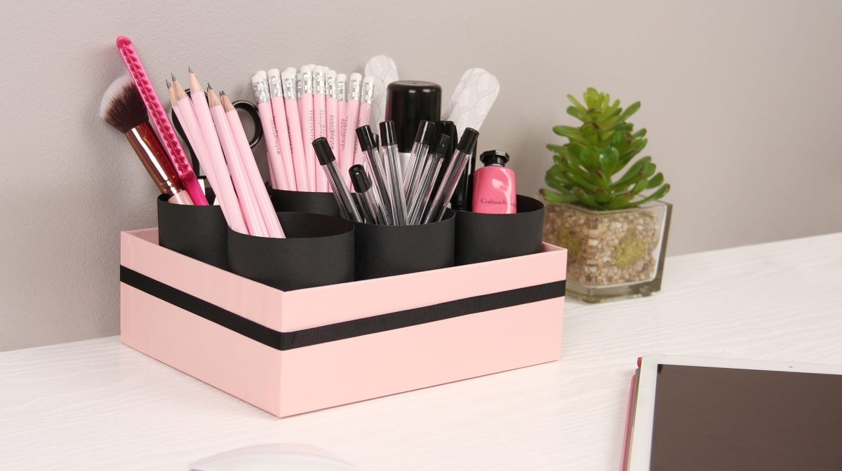 Recycle Your GLOSSYBOX: Three Ways To Get Organized