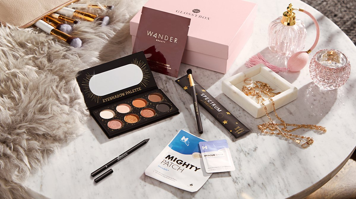 Our Full November GLOSSYBOX Reveal