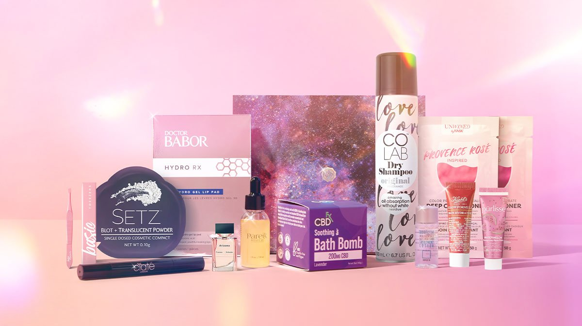 The Full Reveal of Our Black Friday GLOSSYBOX