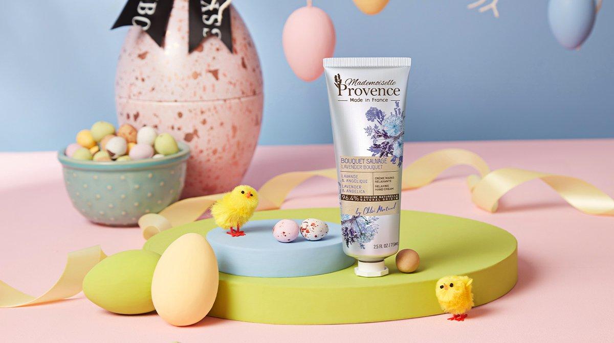 European Skincare with Mademoiselle Provence