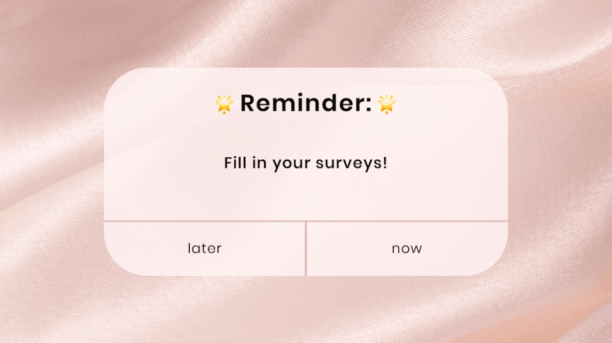 How To Fill Out Your GLOSSYBOX Surveys (Plus The Benefits Of Doing So!)