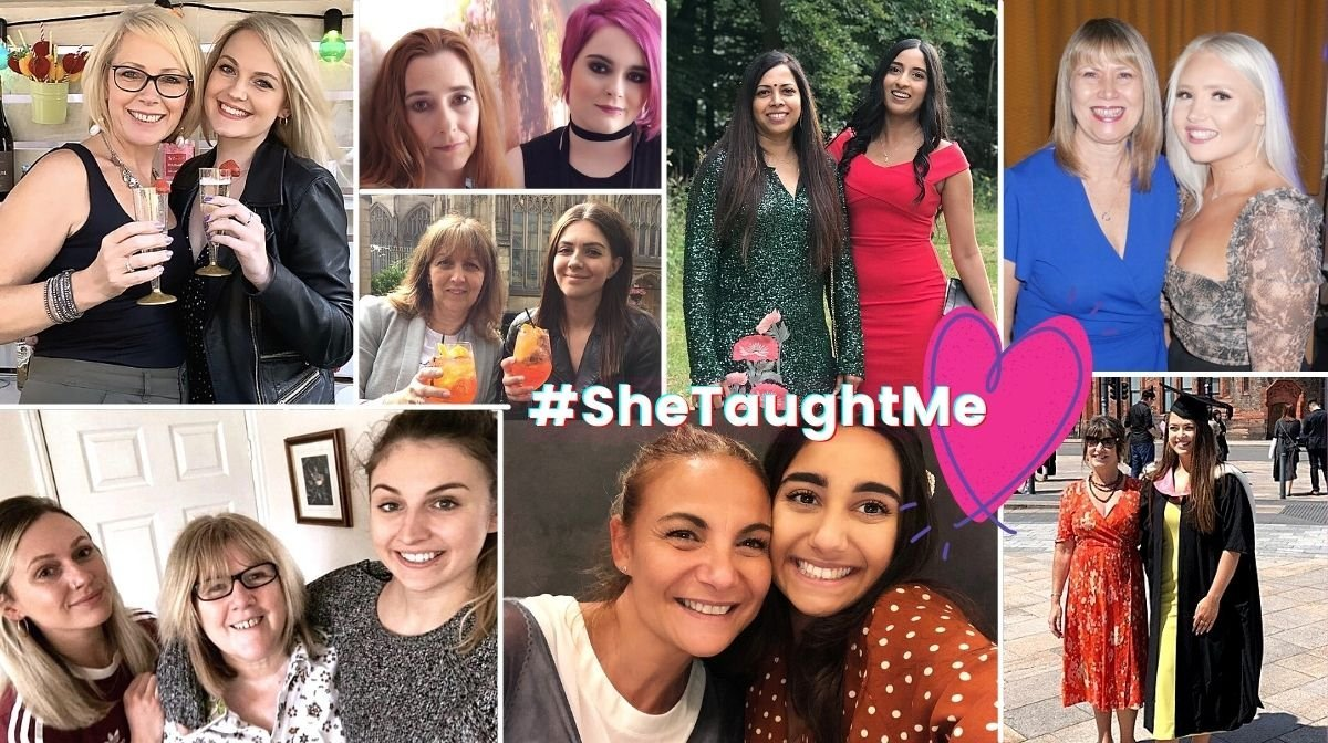 #SheTaughtMe: The Best Life Advice From The Women You Love Most!
