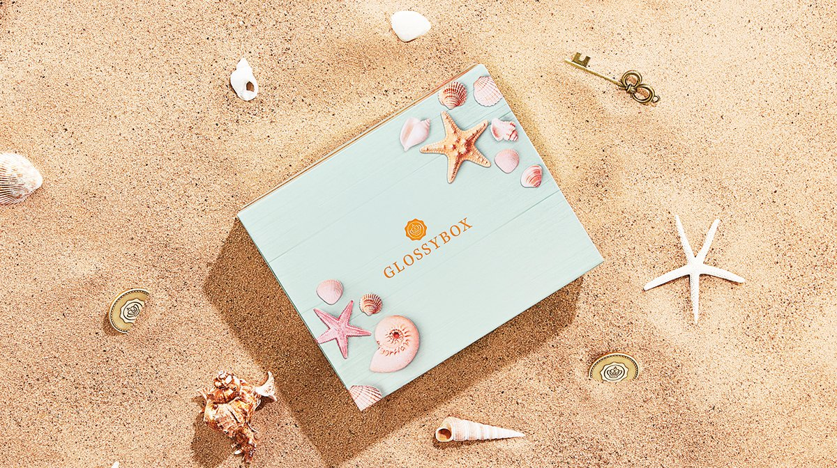 Beauty Treasures: Our July GLOSSYBOX